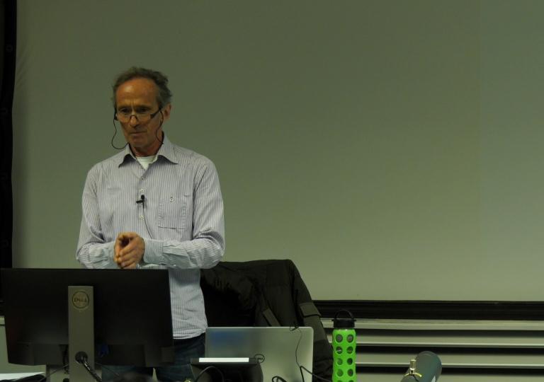 Lecture Heinz Tschachler (Jan 16, 2020)